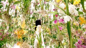 stunning the floating garden in japan memolition