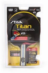 stiga titan table tennis racket titan stiga north america