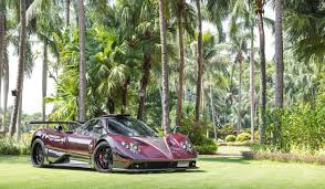pagani zonda gold classic cars gain value as interest from chinese and millennial