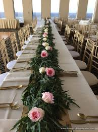 dusty rose table runner the french bouquet blog inspiring wedding event florals