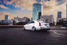 cadillac ats suspension see how these cadillacs look after photoshop torque