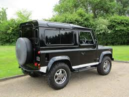 land rover 1998 1998 land rover defender 50th anniversary for auction anglia car