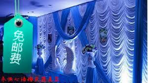 wedding backdrop on stage 20ft 10ft wedding backdrop new design wedding backdrop stage