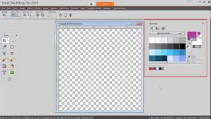 how to use the materials palette corel discovery center