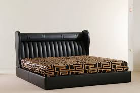 versace bed double bed with high headboard new vendome versace home