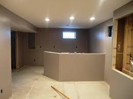 Basement Wall Ideas Steps For Easy Painting Basement Floors Homesfeed