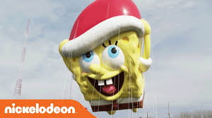 thanksgiving spongebob squarepants balloon nick