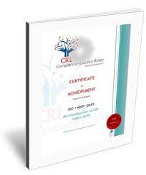 generic certificate template