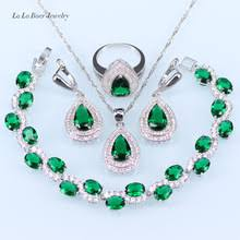 Best Wedding Present Compare Prices On Emerald Wedding Jewelry Online Shopping Buy Low