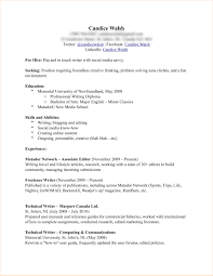 100 business resume canada top 25 best resume examples