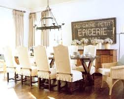 dining chair slipcovers slip covered dining room chairs dining room chair slipcovers
