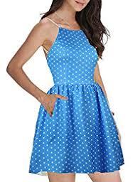 amazon com polka dot dresses clothing clothing shoes u0026 jewelry