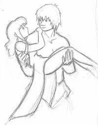 aatr romance sketch by savari07 on deviantart