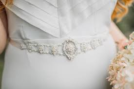 Wedding Sashes Shop By Style U2014 Edera Couture Lace Bridal Jewelry U0026 Accessories