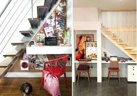 am agement bureau sous escalier bureau sous escalier d bureau design sol en amenager un coin bureau
