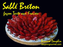 cuisine de bernard tarte au citron breton facon tarte aux fraises le de bernard dauphin