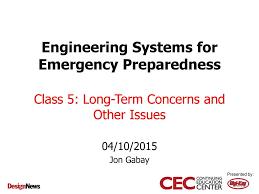 best oil ls emergency preparedness engineering systems for emergency preparedness ppt download
