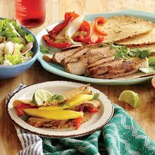 cooking light thanksgiving menu spiced pork and mango tacos recipe myrecipes