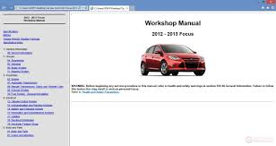 keygen autorepairmanuals ws ford focus 2013 workshop repair manual