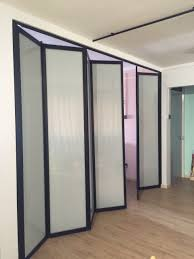 fls ezi door plus can transform your space create a partition