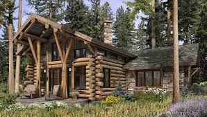 luxury log home designs incredible 7 king cove luxury log cabin