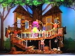 treehouse barney wiki fandom powered wikia