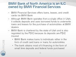 bmw financial services number the performance of nontraditional banking companies chapter 5