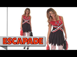 Zombie Cheerleader Costume Zombie Cheerleader Costume Undead Zombie Cheerleader Halloween