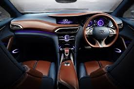 infiniti interior 2018 infiniti qx70 interior features automotive car news