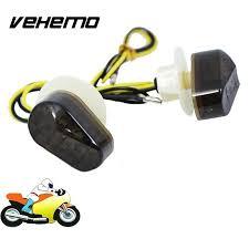 visit to buy 2pcs motorcycle motorbike led turn signal light lamp