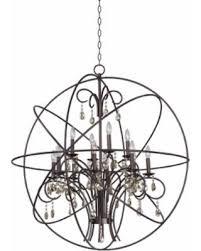 Maxim Chandelier Amazing Deal On Maxim Orbit 40 Wide Rubbed Bronze Orb Chandelier