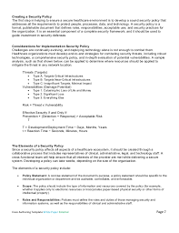 healthcare security white paper