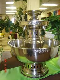 rentals for weddings simply weddings punch fountains beverage fountains