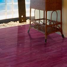 engineered parquet flooring glued purpleheart painted