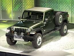 Jeep Bed Frame Confirms Jeep Truck Says New Wagoneers Will Be Body On Frame