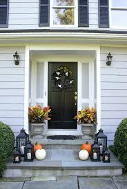 Halloween Outside Decorations Spook Ifying Your Home For Halloween Driven By Decor