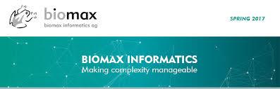 biomax spring 2017 newsletter