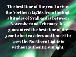 Best Time Of Year To See Northern Lights Top Places To See The Northern Lights
