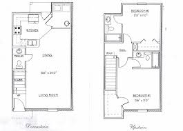Buffalo Wild Wings Floor Plan by Trace Townhomes Trace Properties The Crossroads Of Luxury And