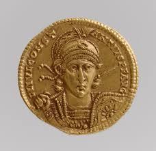 Ii Gold Solidus Of Constantine Ii Work Of Art Heilbrunn Timeline