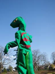 Halloween Costumes Dinosaur Velociraptor Dinosaur Halloween Costume Childs Custom