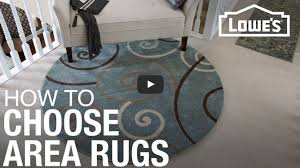 What Are Area Rugs How To Choose An Area Rug