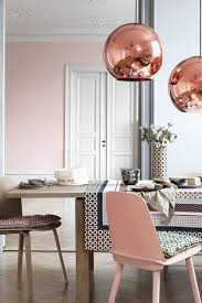 home inspiration decorating with blush pink pink curtains