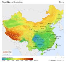 Chinese Map Download Free Solar Resource Maps Solargis