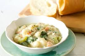olive garden chicken gnocchi soup copycat cooking with ruthie