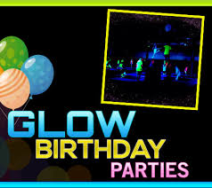 glow in the birthday party glow bowl birthday party limerick bowl