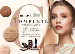Ultima Ii Makeup ultima ii class with ulfi sinta at noormans hotel semarang