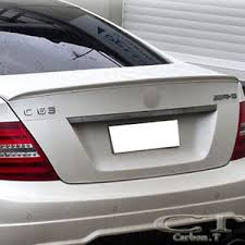 painted color mercedes benz w204 c class coupe c204 amg style