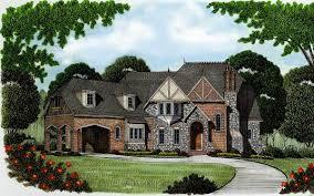 Historic Tudor House Plans Luxurious Tudor House Plan 9321el Architectural Designs