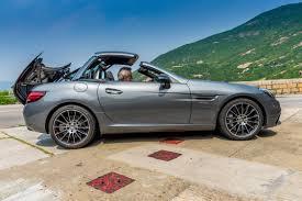 luxury mercedes test drive mercedes amg slc 43 prestige online society u0027s